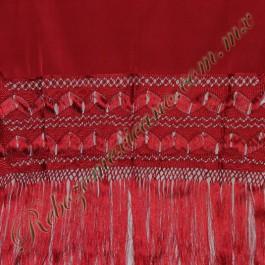 chalina artesanal c3 Rojo