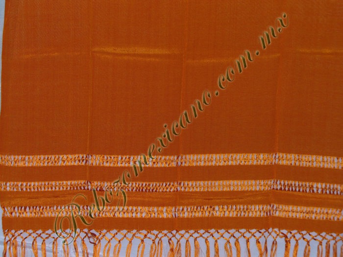 Chalina c2 naranja claro