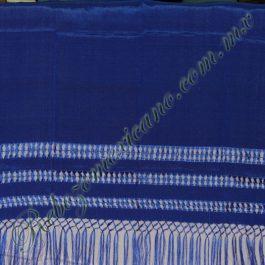 chalina artesanal C2 azul rey