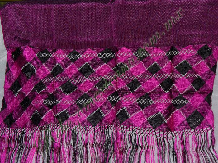 Rebozo R4 rosa mexicano
